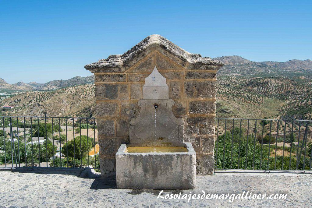 Balcón de Adarve en Priego de Córdoba - Los viajes de Margalliver